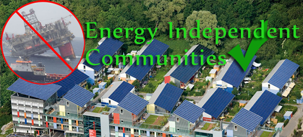 Move to energy independence