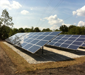 Solar Ground Mount racking systems