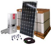 Fonon wholesale solar packages